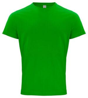 Miesten luomupuuvillainen T-paita.